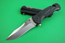 New Assisted Opening Knife Outdoor Camping Hunting Travel Potable tool Gift