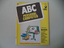 ABC PERSONAL COMPUTER (GRUPPO EDITORIALE JACKSON) - N° 15/1984
