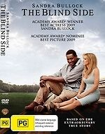 The Blind Side * NEW DVD * Sandra Bullock Tim McGraw