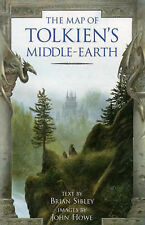 The Map of Tolkien's Middle Earth,GOOD Book