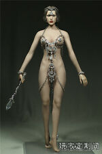 "Custom 1/6 Scale Clothing For 12"" Phicen Female Large Bust Figure God Of Love"