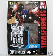 METAL EARTH TRANSFORMERS OPTIMUS PRIME 3D METAL MODEL KIT - BRAND NEW & SEALED!