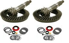 1987-1996 JEEP YJ XJ - DANA 30 35 - 4.56 RING AND PINION- MINI INSTALL- GEAR PKG