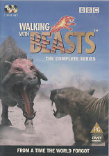 WALKING WITH BEASTS - Complete BBC Series (2xDVD SET 2002)