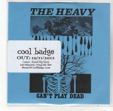 (DL18) The Heavy, Can't Play Dead - 2012 DJ CD