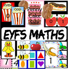 BUMPER SET 2 MATHS NUMERACY TEACHING RESOURCES EYFS SEN Numbers  Reception CD