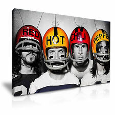 Red Hot Chili Peppers Rock Music Band Canvas Wall Art Picture Print 76x50cm
