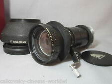ANGENIEUX ZOOM 12-120MM LENS PL-MOUNT + ARRIFLEX for 16mm MOVIE CAMERA