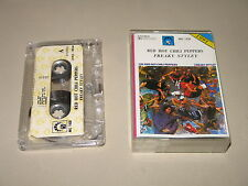 RED HOT CHILI PEPPERS - Freaky Styley - MC Cassette un/official polish tape 1991