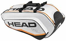 HEAD NOVAK DJOKOVIC COMBI - 6 pack tennis racquet racket bag - Authorized Dealer