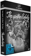 Ihr größter Erfolg (1934) - Therese Krones - mit Marta Eggerth - Filmjuwelen DVD