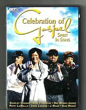 BET ENTERTAINMENT: Celebration Of Gospel Spirit (2008, DVD) John Legend & More