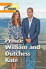 Prince William and Duchess Kate (People in the News)-ExLibrary