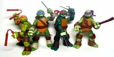 "4 PCS LOTTO 5"" Teenage Mutant Ninja Turtles Movie Action Figure, il venditore Regno Unito"