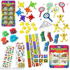 100 x Assorted BOYS Children's Party Goody Bag Fillers Loot Toys Favor Pinata