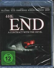 Blu-ray: The End - A Contract with the Devil  (Martin Semmelrogge) - NEU & OVP