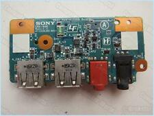 78747 USB & Audio board Jack Connector SONY VAIO VPCF12C5E PCG-81212M