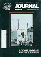 1988 Armed Forces Journal Magazine: Electronic Combat & C3I Ready for Photon War