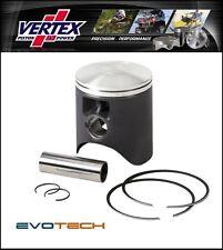 PISTONE VERTEX KTM SX 250 2T 66,4 mm Cod. 23630 2006 - 2017 BIFASCIA
