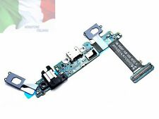 Samsung Galaxy S6 G920F Connettore Ricarica Ricambio Headphone Flex Cable