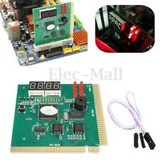 Diagnostic PCI 4-Digit Card PC Motherboard Post Checker Tester Analyzer Laptop