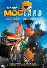 13790 // MISSION MOCLAND MOC LAND DVD NEUF SOUS BLISTER