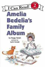 Amelia Bedelia's Family Album (An I Can Read Book, Level 2), Peggy Parish, Good