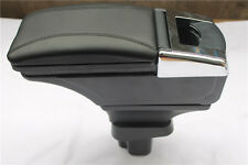 PU Leather Armrest console box for Suzuki SX4 2007 2008 2009 2010-2012