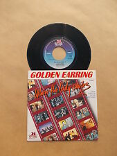 Golden Earring 45rpm single When the Lady smiles - Orwell's Year 1984