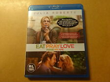BLU-RAY / EAT PRAY LOVE (JULIA ROBERTS)