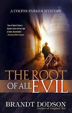 The Root of All Evil (Colton Parker Mystery Series, Book 3)-ExLibrary