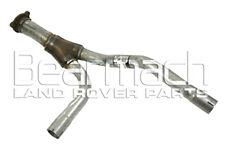 Land Rover Series 3 109 V8 Front Exhaust Y Pipe - Bearmach - NRC4218