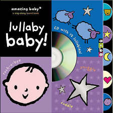 Amazing Baby Lullaby Baby sing along board book and CD