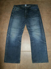 PRPS Men's 38 x 30 Straight Leg Classic Rise Made in Japan Jeans P37 P11J Denim