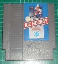 ICE HOCKEY (1988) nes nintendo entertainment system classic us NTSC USA IMPORT