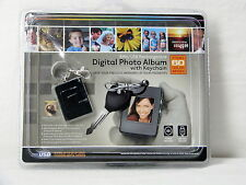 Innovage Products Digital 1.5 LCD Photo Album with Keychain