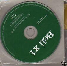 (J218) Bell X1, Snakes & Snakes - DJ CD