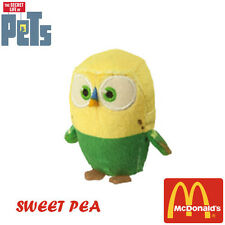 The Secret Life of Pets McDonald's Happy Meal TURKEY NEW AUGUST 2016 SWEETPEA