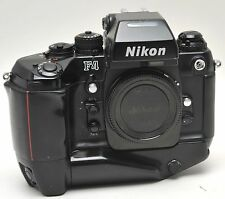 Nikon F4s w/ MB-21 Motor drive & MF-23 Multi Control Back  -  Japan