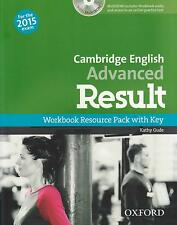 Cambridge ADVANCED CAE RESULT Workbook Pack w Key +MultiROM @NEW@ Exam from 2015