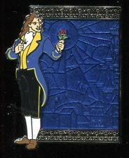 Beauty and the Beast 25 Years Reveal Conceal Mystery Human Beast Disney Pin