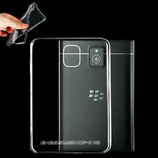 0.3mm Slim Clear Crystal Silicone Soft Case Cover For BlackBerry Passport Q30