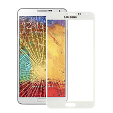 Samsung Galaxy Note3 NEO N7505 Display Glas Touch Screen Front Glass Weiß Neu