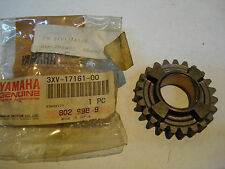 YAMAHA GENUINE GEAR 6th PINION TZR250 '91-'94 3XV-17161-00-00