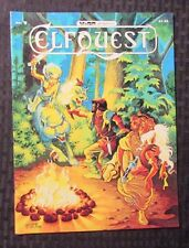 1980 ELFQUEST #8 VF- 1st 1.25 Cover Warp - SIGNED by Wendy & Richard Pini