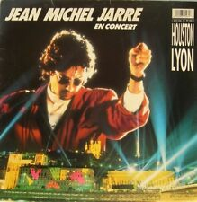 Jean-Michel Jarre In Concert Houston/Lyons Europe Lp