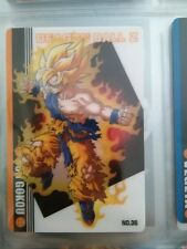 DRAGON BALL GUMICA GUMI  CARD CANDY  BOLA DE DRAGON TRADING CARD