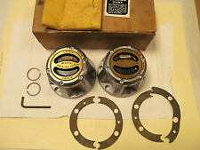 Warn M175 New 6094 Locking Hubs Jeep J4800 Pickup Camper Special 10 Spline