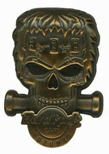 Hard Rock Cafe COZUMEL Skull Series Pin LTD RARE.