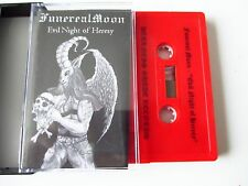 FUNEREAL MOON - Evil Night of Heresy (Demo,2011)